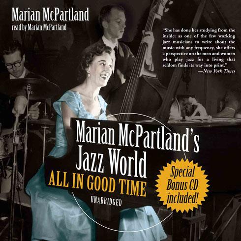 marina mcpartland-mujeres en el jazz-all in good time