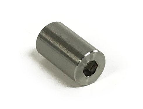 2.8平六角穴付き特殊ボルト素材