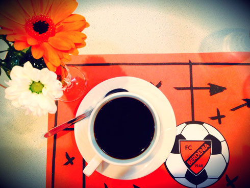 Coffee at the FC (Photo:Laura Schummer)