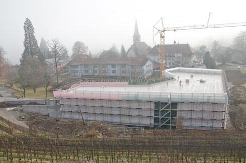 19. Jan. 2014 – Der Innenausbau ist in vollem Gang