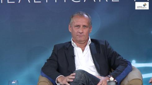 Prof. Bojahr bei der German-Health-Care-TV Expertendiskussion
