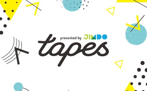 Jimdo tapes