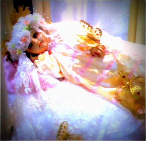 Imagen Milagrosa de la Divina Infantita en Paraguay