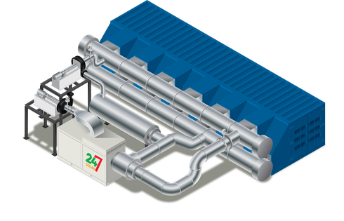 247Solar's HeatStorE™ - (c) 247Solar