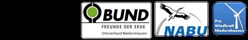 Copyright 2015: BUND Niedernhausen, NABU Niedernhausen, Pro Windkraft Niedernhausen