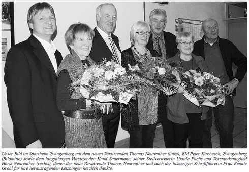 Bild aus dem Amtsblatt vom 29.03.2013