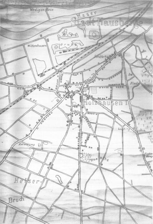Holzhausen um 1925