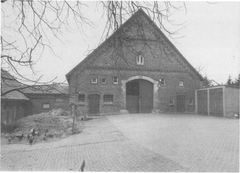 Hof Kleinschmidt/Möllberger Straße