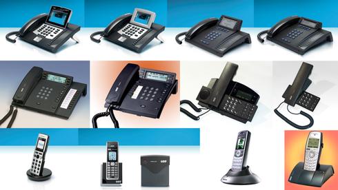 Hier geht es zu den abgekündigten Auerswald - Telefonen (Archiv)