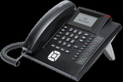 Telefon ohne Systemfunktionalität [VoIP]: Auerswald COMfortel 1200 IP