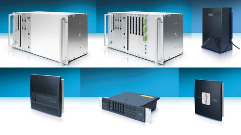 Auerswald - COMpact und COMmander Telefonanlagen