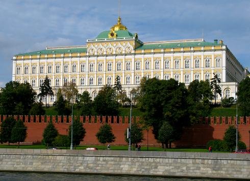クレムリン大宮殿