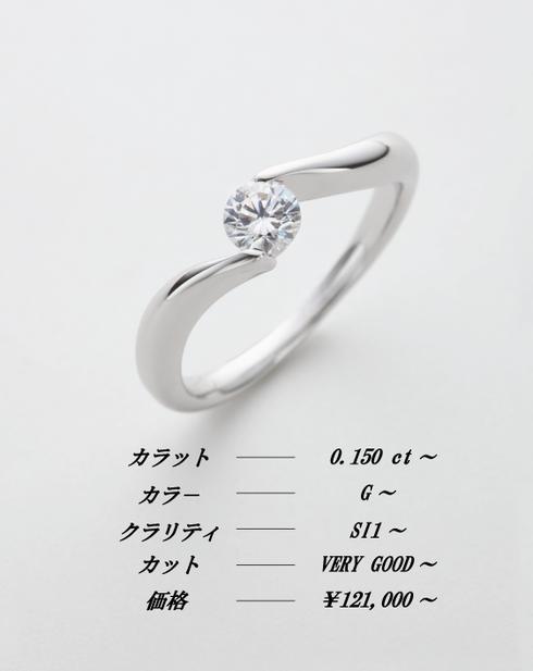 婚約指輪約束