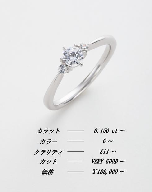 婚約指輪絆