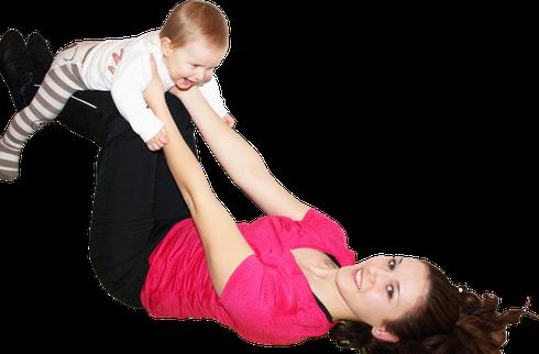 Mamaita Training  starker Rücken Beckenboden Sport Fitness Entlastung für den Rücken