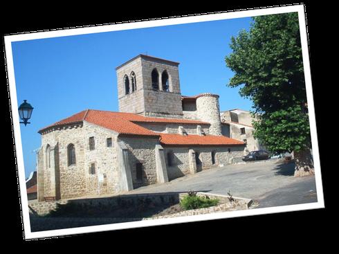 Eglise d'Auzat