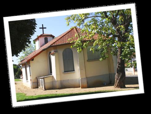 Chapelle des Mineurs de La Combelle