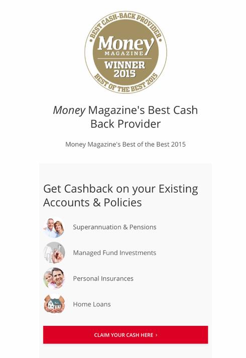 cash backclub, Australian cash back, save money, buy and save, money back, budget, referral program