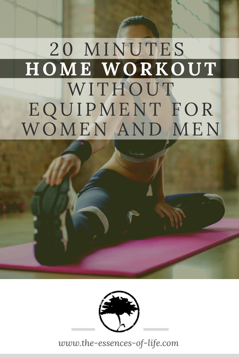 Home Workout HIIT Bodyweight Crossfit