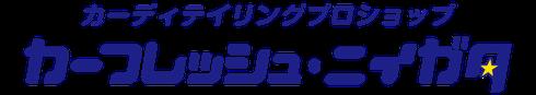新潟市のカーディテイリングプロショップ「カーフレッシュ新潟」のロゴ