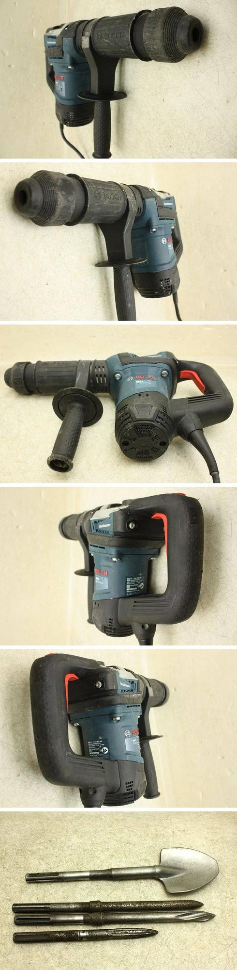 ボッシュ SDS-max 破つりハンマー GSH5高価買取店大阪アシスト