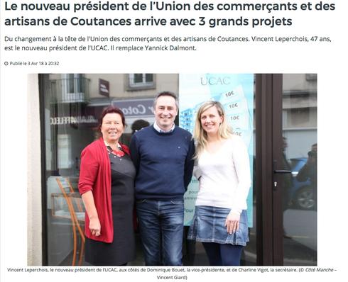 Côté Manche, 03.04.2018