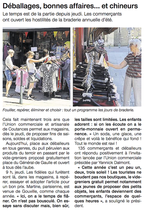 Ouest-France, 23/07/16