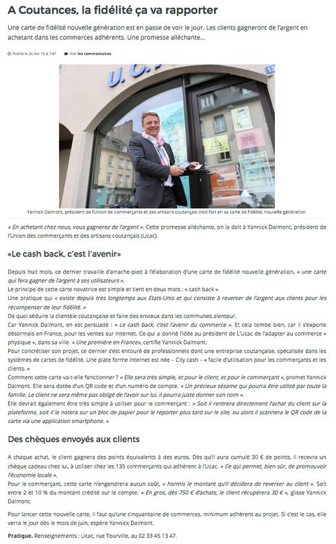 Côté Manche, 26/04/2016