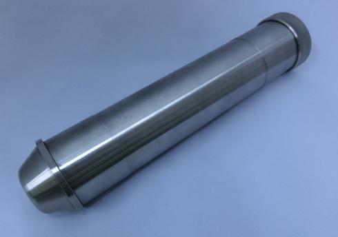 投げ込み式放射線スペクトルアナライザ