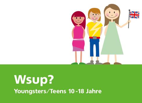English für Teens 10-18  Haupt/Real und Gymnasium