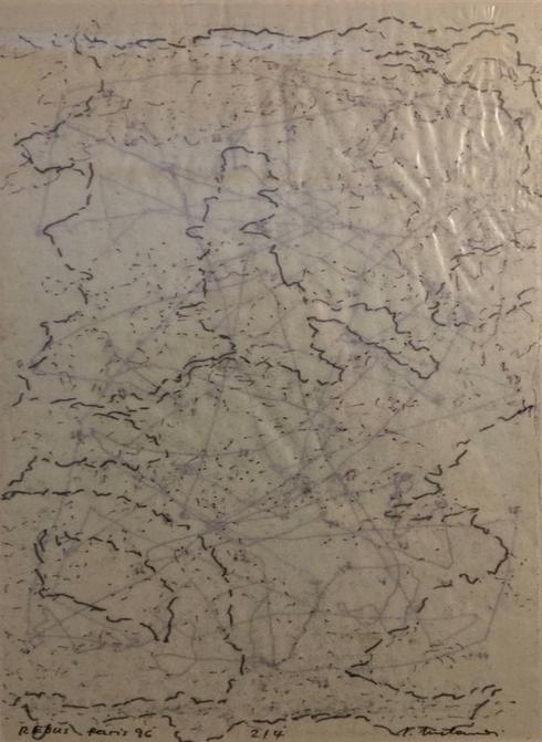 Kroki Skandinavien (1996) – Auf der Suche der Baffini-Inseln in Skandinavien – lauter Irrfahrten und nichts gefunden.
