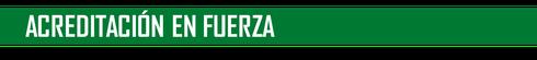 ACREDITACION EN FUERZA