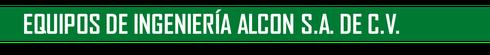EQUIPOS DE INGENIERIA ALCON