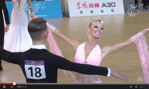 2位Dmitry Zharkov & Olga Kulikova動画 VW