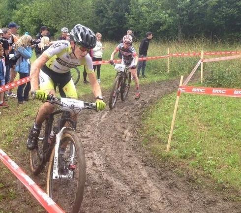 BMC Racing Cup Delemont/ Montsevelier, Léon Koller