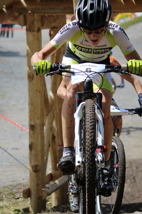 BMC Racing Cup Lenzerheide, Léon Koller