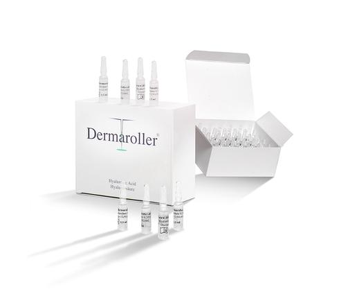 德国Dermaroller玻尿酸,面膜,滚针。玻尿酸中的劳斯莱斯,大家口口相传的救脸神器!