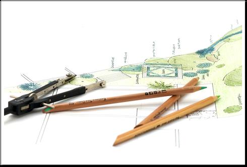 Individuelle Planung Ihres neuen Gartens