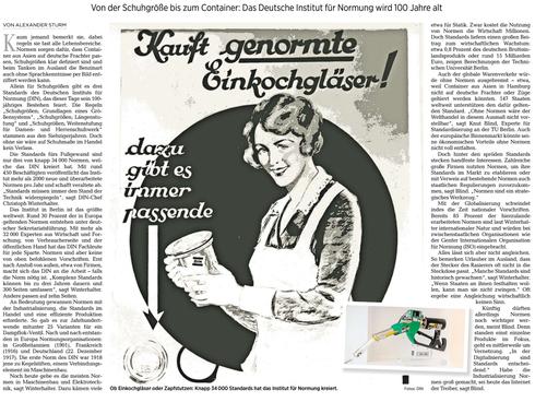 Artikel aus der Leipziger Volkszeitung vom 10.11.2017