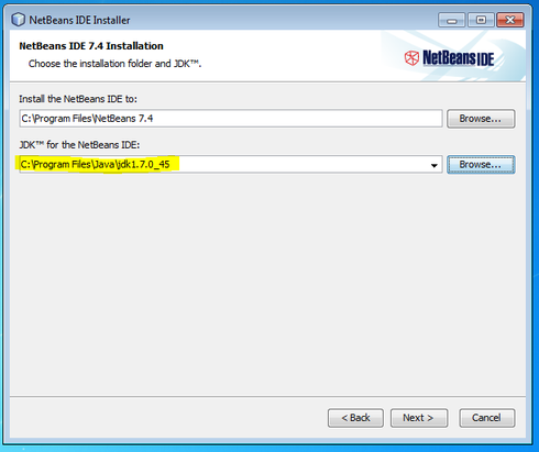 Install NetBeans to develop plugins for ImageJ - SpineUp