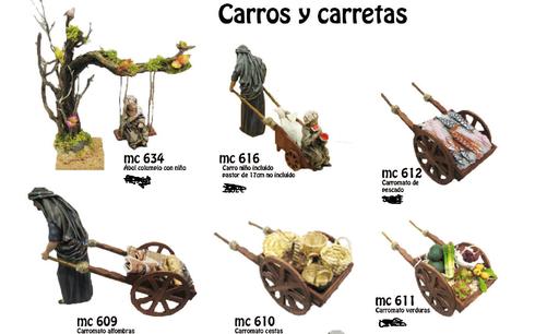 carros y carretas