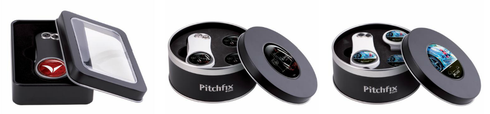 Pitchfix, Pitchfix bedrucken, Pitchfix mit Logo, Pitchfix Pitchgabel, Pitchgabel Pitchfix, Pitchfix Golf, Pitchfix