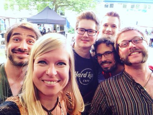 Wustock Festival Wustweiler, 25.Juni 2016
