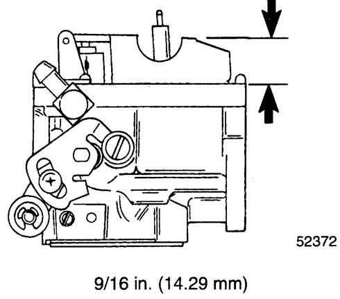 Регулировка карбюратора лодочного мотора