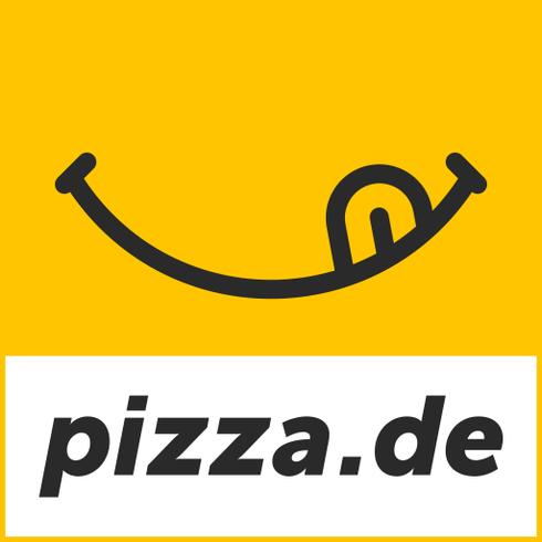 pizza DE Logo Liefergebiete Portofino Weinstadt Lieferung online bestellen