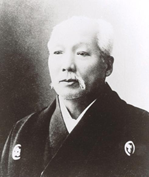 竹井澹如(たけい たんじょ)天保10年(1839年)~大正元年(1912年)