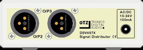 DSV 497X Rückansicht