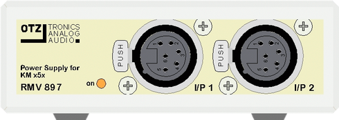 RMV 897 Frontansicht