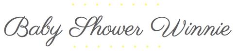 baby shower winnie the poo