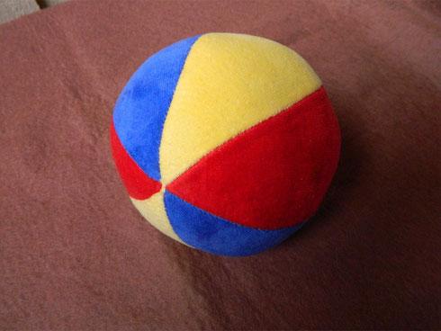 bola de plush